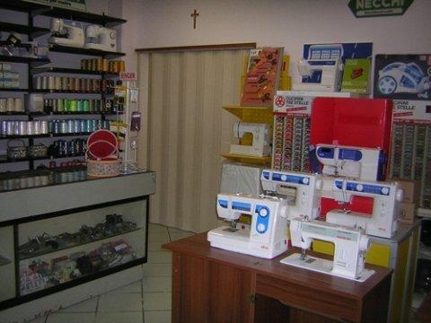 Assistenza e vendita macchine per cucito