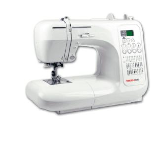 Modello elettronico Necchi 600