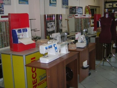 Vendita macchina da cucire