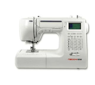 Modello elettronico Necchi 650