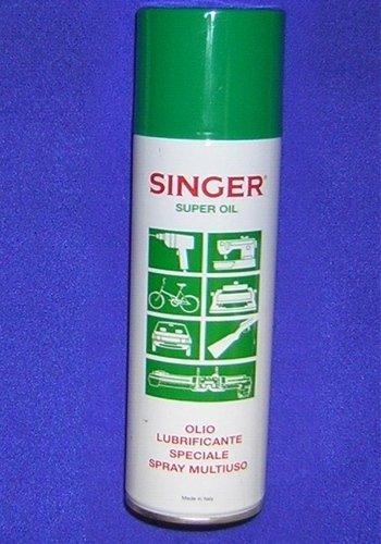 Olio spray Singer