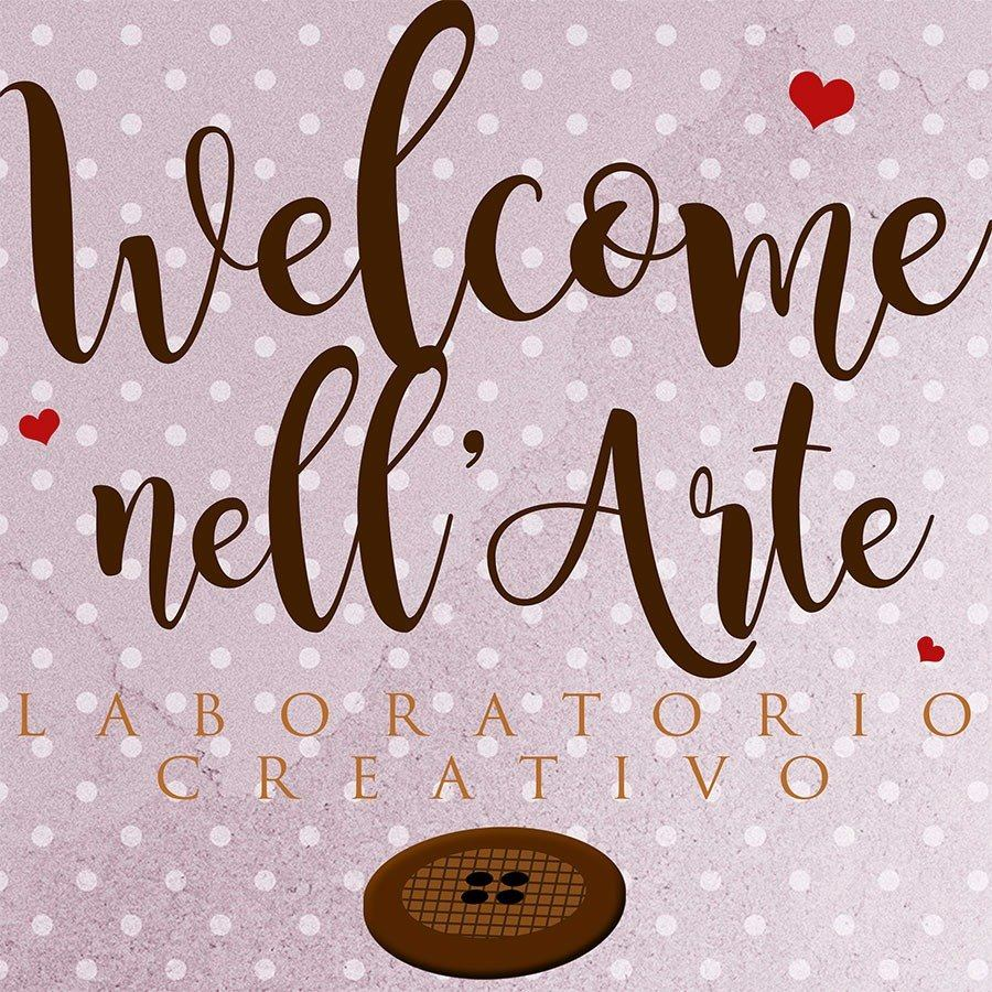 Welcome nell'Arte - Logo