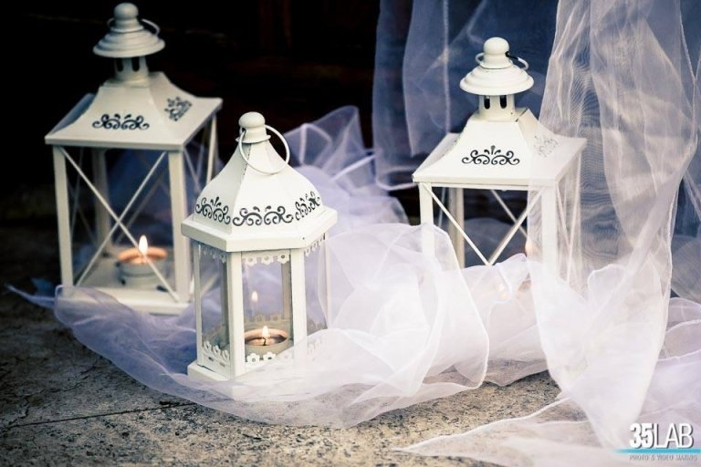 addobbo personalizzate per celebrazione matrimonio