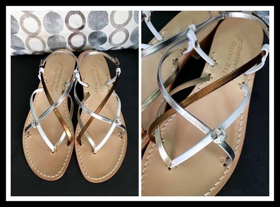 sandaletti artigianali