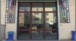showroom porte, esposizione finestre, vendita infissi
