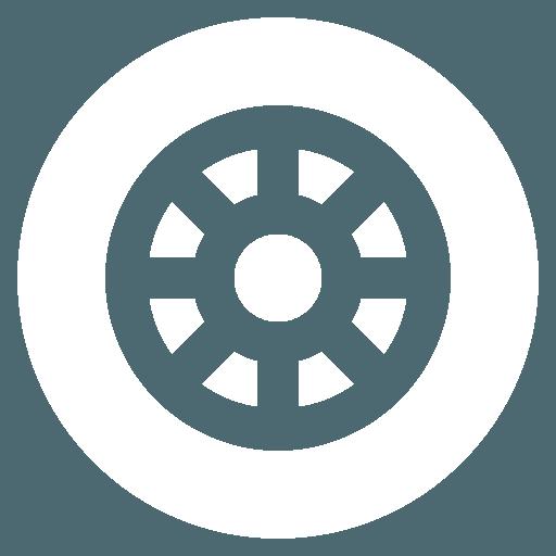 Rapid tyre logo