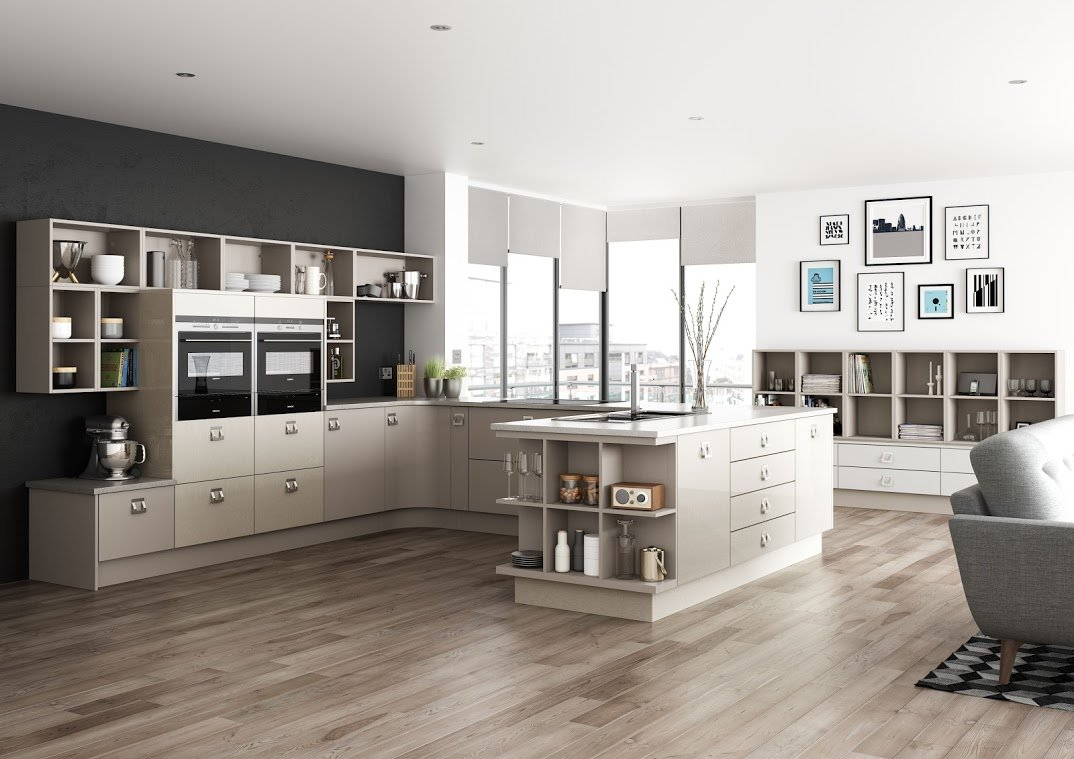 Applewood Kitchens: Cucina Colore collection