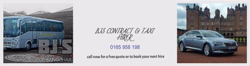 BJ's Minicoach & Taxi's