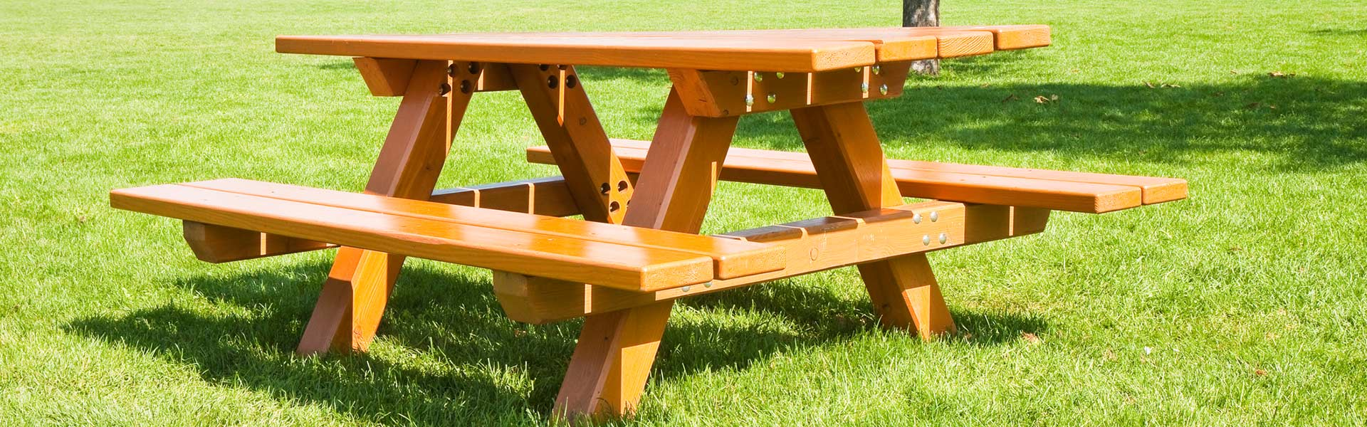 panther timber hardware picnic table