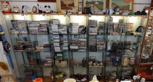 collezionismo, libri, dischi, strumenti musicali