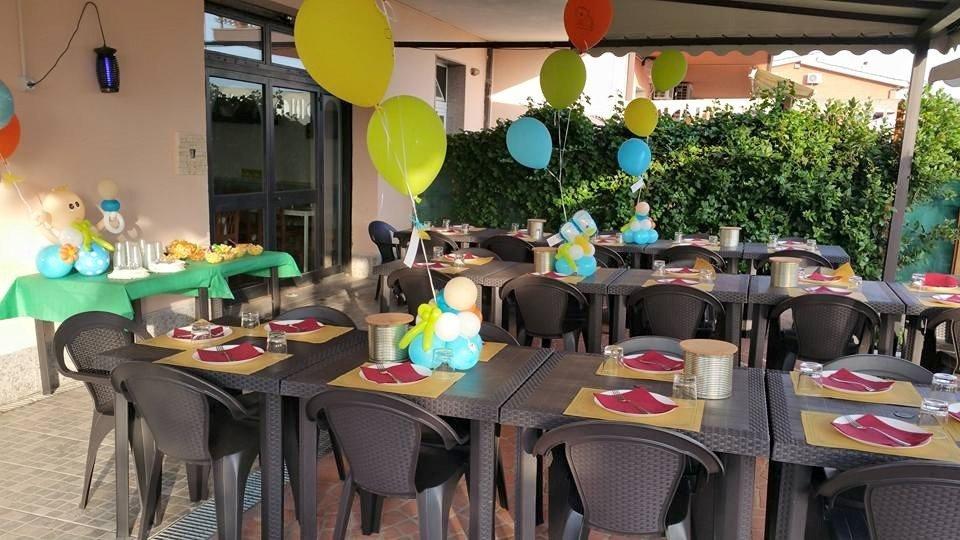 servizio di catering per le feste ed eventi a Roma Fiumicino