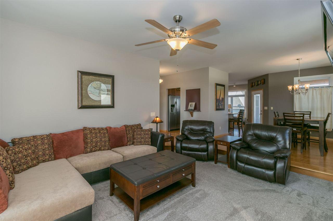 Living Room Left View