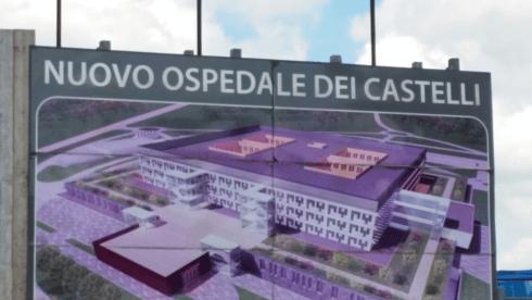 nuova struttura ospedaliera