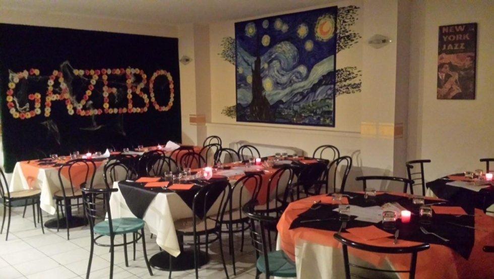 Festa in maschera Gazebo, Vercelli