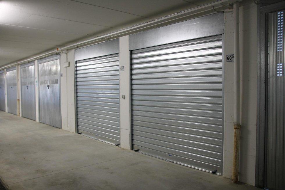 serrande acciaio garage