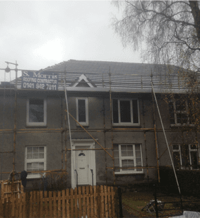 S Morris Roofing