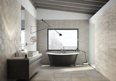 bagno con vasca classica