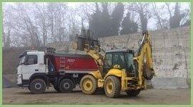 impresa edile per scavi