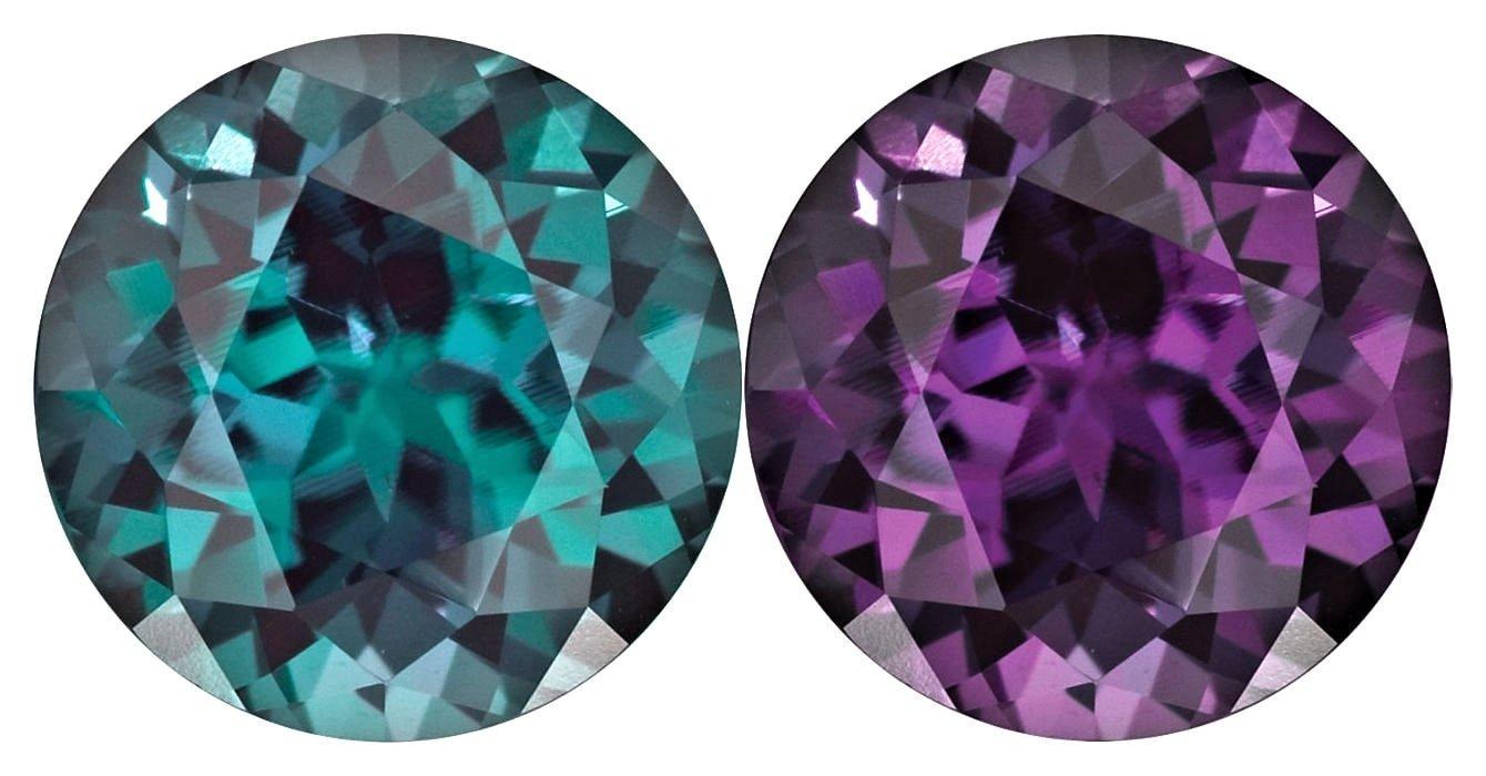 alexandrite color change gemstone