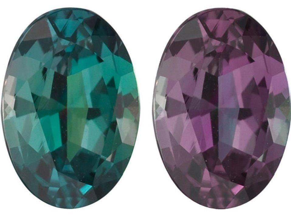 color change alexandrite