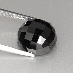 black spinel gemstone