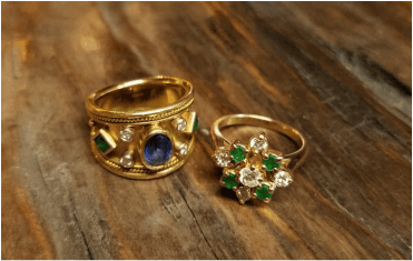 Fine Jewelry for Redesign
