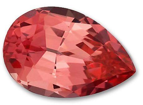 padparadscha sapphire gemstone