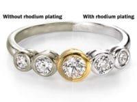 rhodium plating example