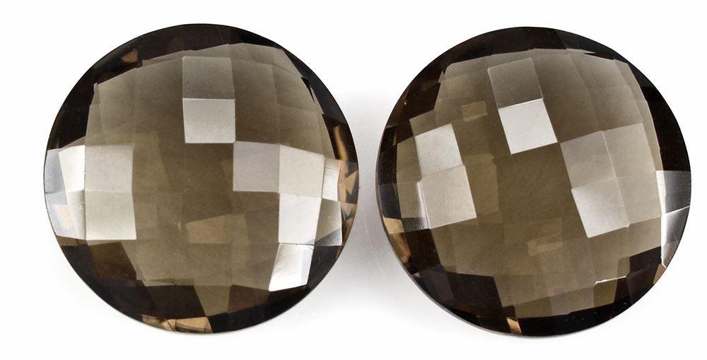 smokey quartz gemstones