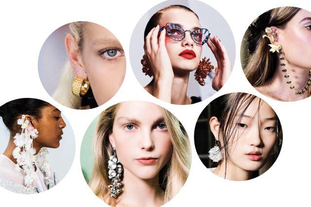statement earrings 2017