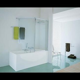 Vasca con cabina doccia