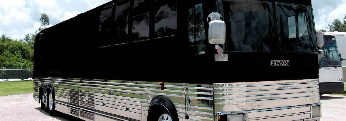 40 Passenger party bus with restroom
