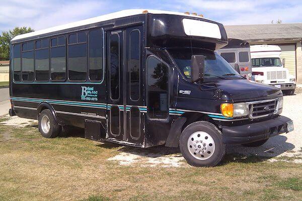 party bus St Paul Minnesota