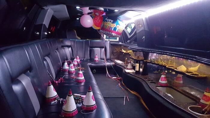best limo rental san diego ca