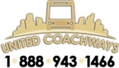 party bus rental united coachways