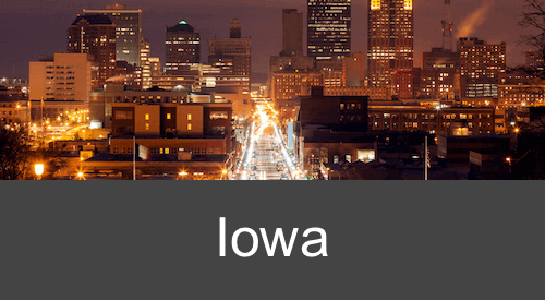 limousine rental iowa