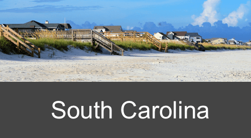 limousine rental south carolina