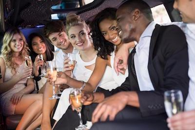 Dallas party bus service
