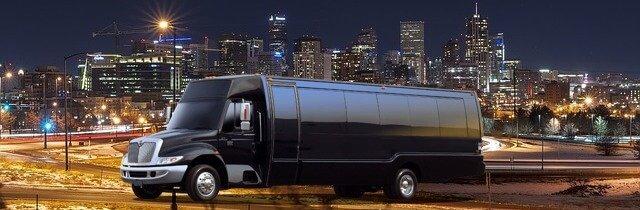 denver luxury bus rentals