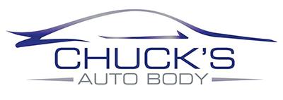 Chuck's Auto Body logo