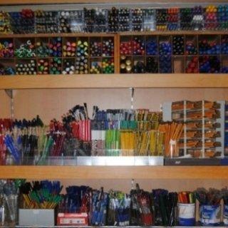 matite penne pastelli