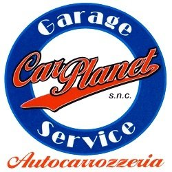 Car Planet Garage Service - Logo