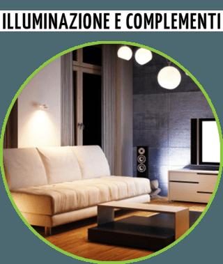 Illuminazione e complementi