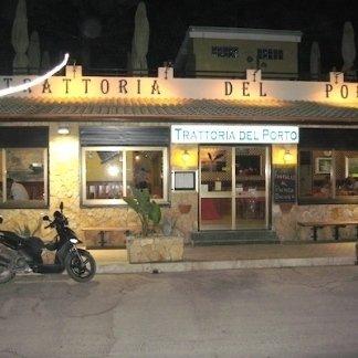 Trattoria del porto - I nostri piatti