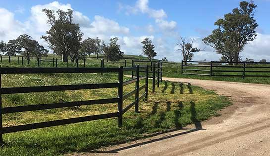 linke vineyard services fencing