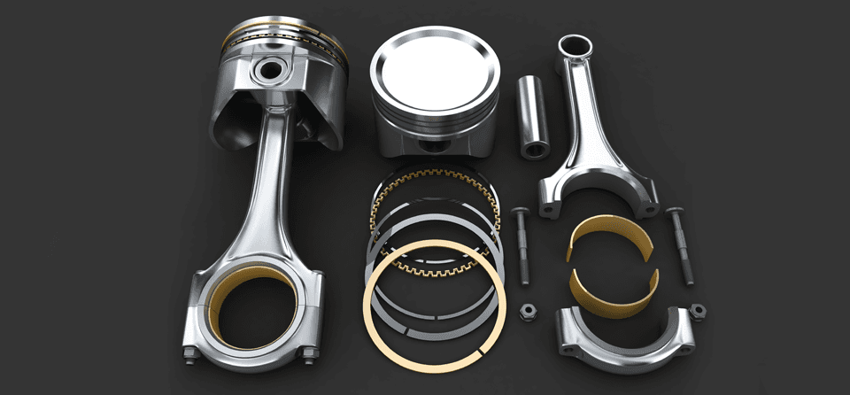 Car engine parts available for all makes and models