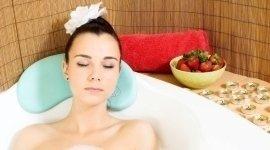 relax in idromassaggio, benessere acqua, massaggio acqua