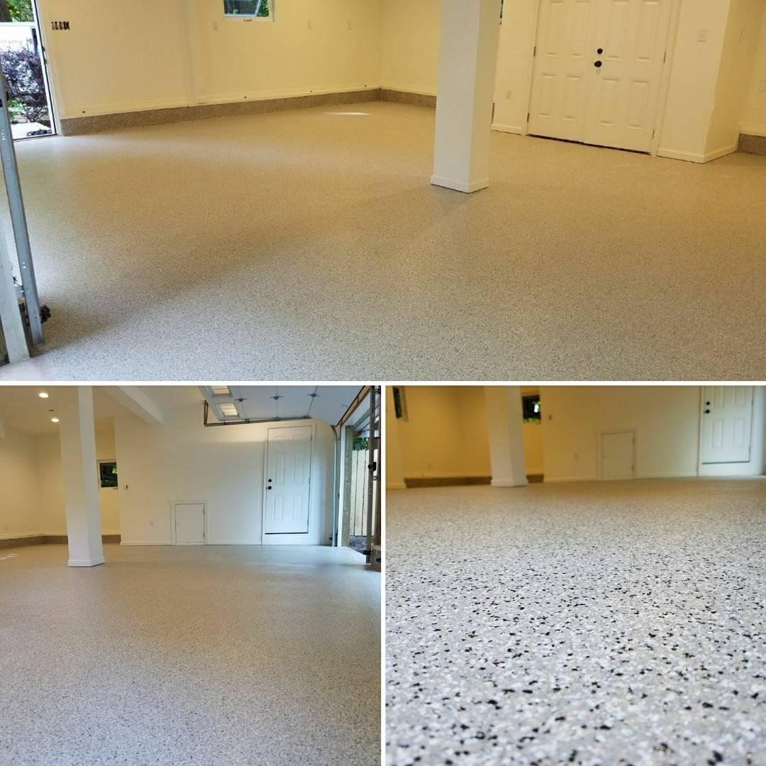 Epoxy Garage Floors Cary, NC