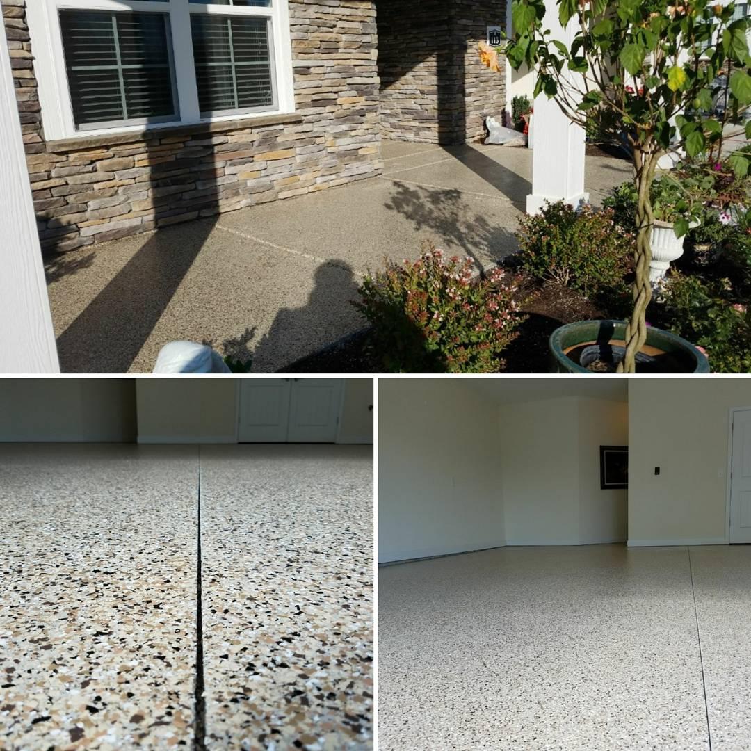 Epoxy Garage Floors Gibsonville, NC
