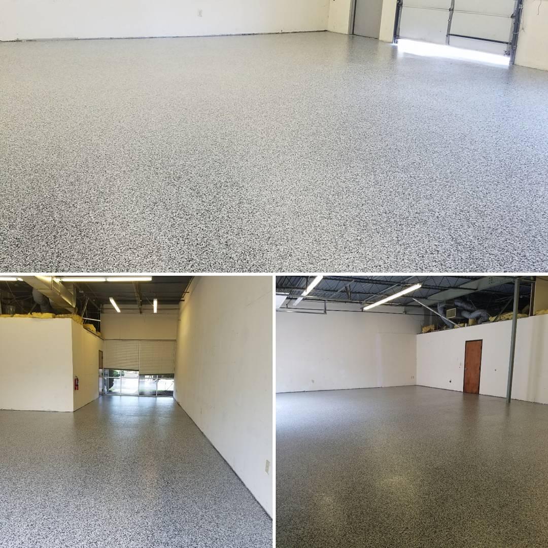 Commercial Epoxy Floors Greensboro, NC